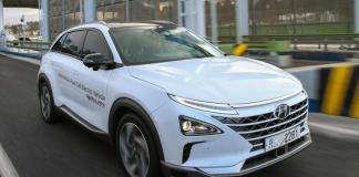 Hyundai NEXO Drives Itself 190km from Seoul to PyeongChang