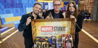 Marvel Universe Unites for Children's Charities