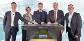 Mercedes-Benz Cars Premieres Its Futuristic Factory 56 Production Site