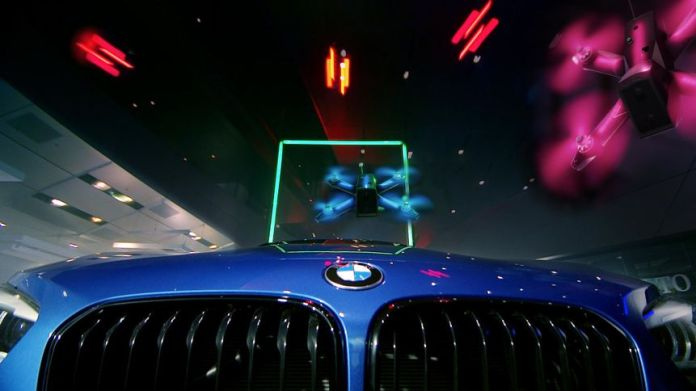 BMW Brings Drone Racing League to BMW Welt in Munich