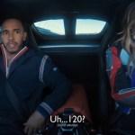 Lewis Hamilton and Gigi Hadid Burn Rubber in Tommy Hilfiger Video