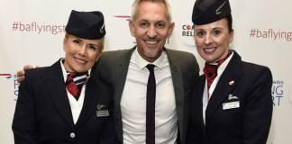 Stars Align for British Airways Charity Fundraiser