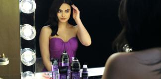 John Frieda Taps Camila Mendes in Empowering Hair Campaign