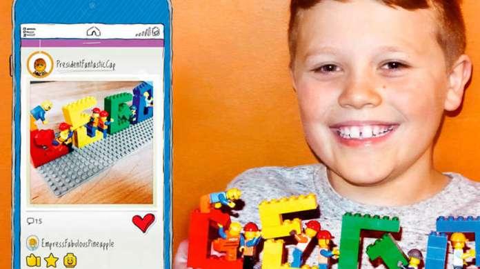 LEGO Life Wins Webby Award and Webby People's Voice Award