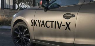 Mazda SKYACTIV-X Engine Awarded at the Edison Awards