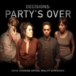 Diageo Gives Consumers VR Experience of Binge Drinking Tragedies