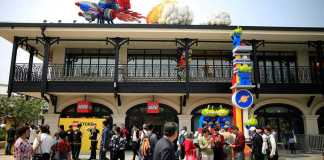 LEGO to Open Second Flagship Store in China
