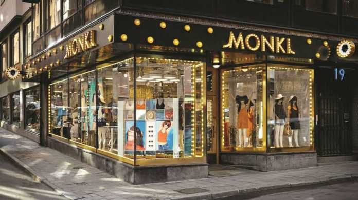 MONKI store front