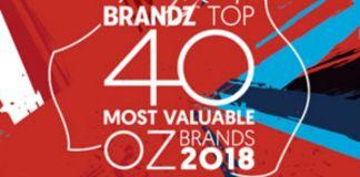 BrandZ Top 40 Australian Brands 2018