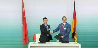 Huawei Audi MoU Strategic Cooperation