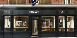 hublot flagship london bond street boutique
