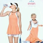 evian #WorldWaterDay advertisement
