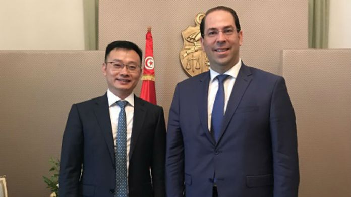 huawei tunisia partnership
