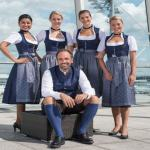 """""""Beer on Tap"""" on Board Lufthansa's Traditional Costume Flights"""