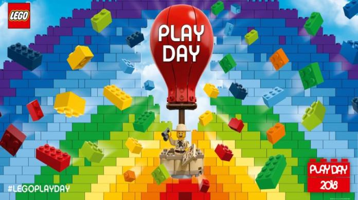 Lego Adds Play to Work Day
