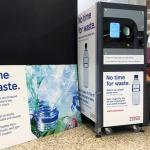 Tesco Trials Money Back on Returned Plastic Bottles