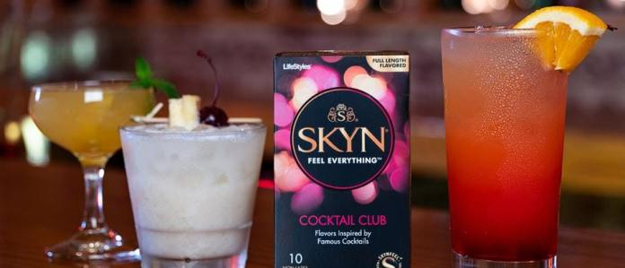 skyn cocktail flavours
