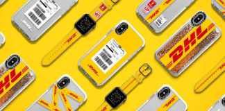 dhl express casetify