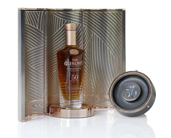 The Glenlivet Winchester Collection adds a third entry for global release with the Vintage 1967.