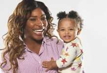 pampers serena williams