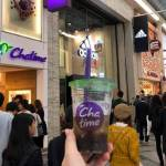 Chatime Initiates 3D Instagrammable Attraction in Kanto Stores