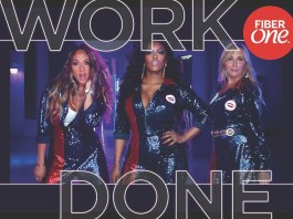"Fiber One Shows Off its ""Work Done"" in Star-Studded Music Video"