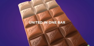 Cadbury Unity Bar with Ogilvy