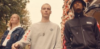 Diesel creates exclusive recycled capsule collection with Coca-Cola