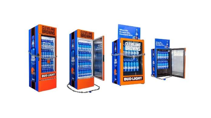 weber shandwick bud light fridges-min