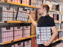 John Lewis encourage customers to reduce, reuse and return packaging