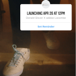 Instagram Launch Product