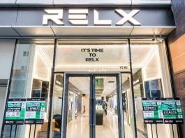 RELX first flagship store Shanghai