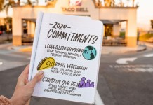 Taco Bell rings in 2020 with bold new commitments