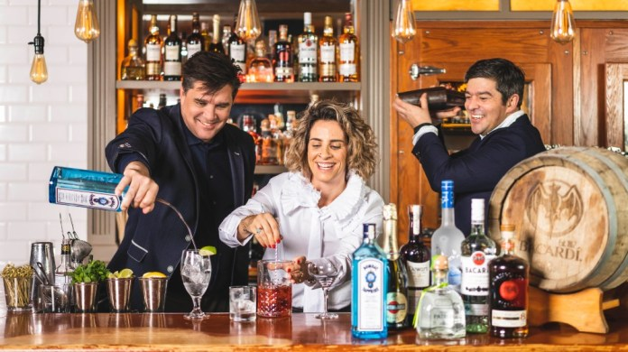 7,000 Bacardi employees spark conversations about cocktails and culture