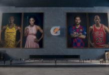 "Gatorade unveils ""Goat Camp"" where athletes go to become great"