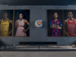 """Gatorade unveils """"Goat Camp"""" where athletes go to become great"""