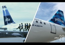 JetBlue celebrates 20 years of award-winning customer service