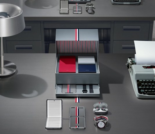 Samsung and Thom Browne collaborate on lim-ed Galaxy Z Flip