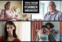 CDC launches Tips from Former Smokers campaign once again