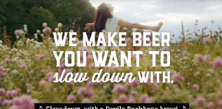 Familiar Creatures creates 80's jingle with Devils Backbone Brewing Company