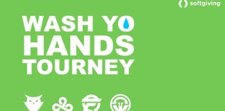 Softgiving supports online charity stream, Wash Yo Hands Tourney