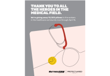 Mattress Firm to Donate 10,000 Pillows to Healthcare Professionals