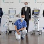 Porsche donates 1.3 million euros to Stuttgart's hospitals amid pandemic