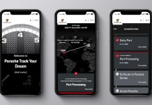 "Porsche launches latest digital service ""Porsche Track Your Dream"""
