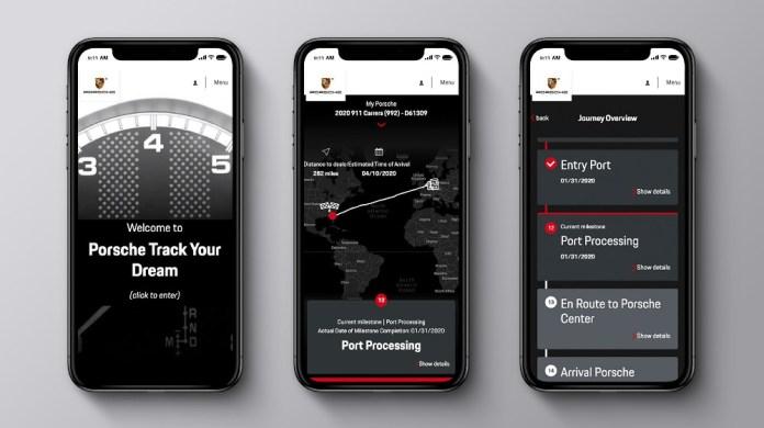 Porsche launches latest digital service