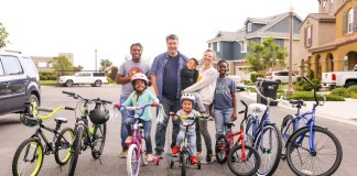 Honeycomb cereal donates 600 bicycles to teens in foster care