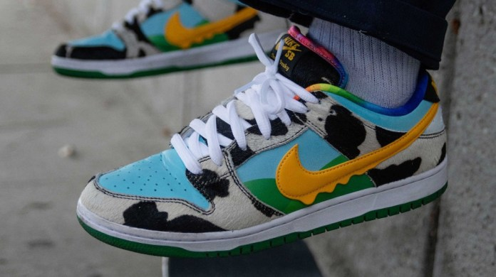 Nike SB partners Ben & Jerry's for Chunky Dunky sneaker