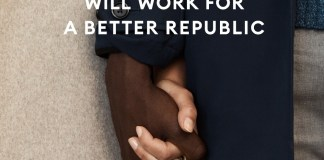 Banana Republic takes the step in working for a Better Republic