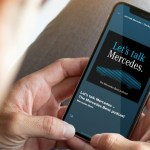 """Mercedes-Benz launches its first """" Let's talk Mercedes"""" podcast"""