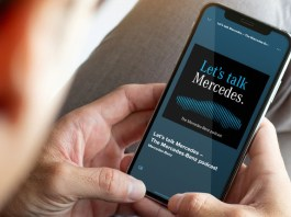 "Mercedes-Benz launches its first "" Let's talk Mercedes"" podcast"